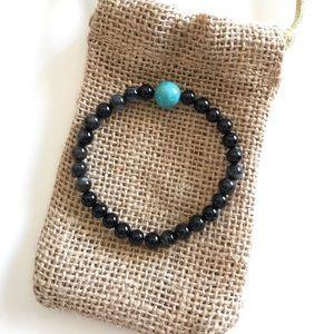 """Turquoise Gemstone Bracelet """"New"""""""